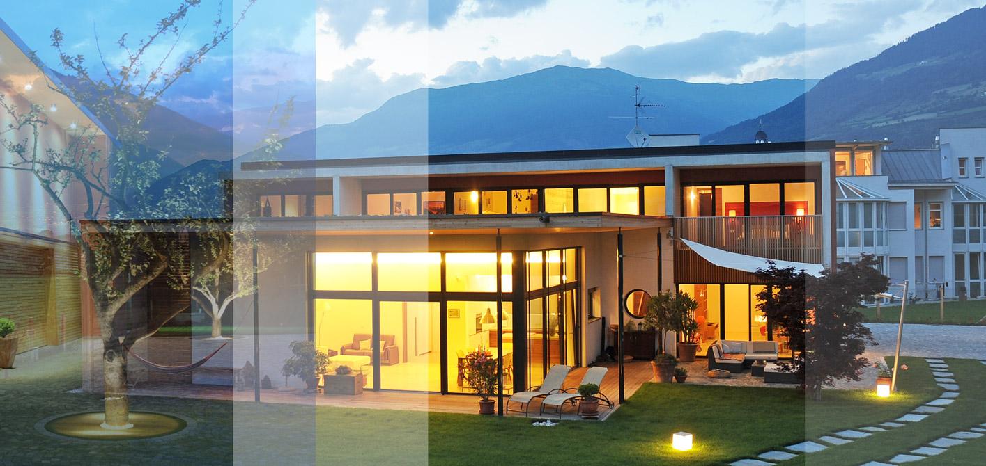 Casa passiva edilizia casa passiva fotovoltaico biogas centrale termo elettrica a blocco - Casa passiva torino ...